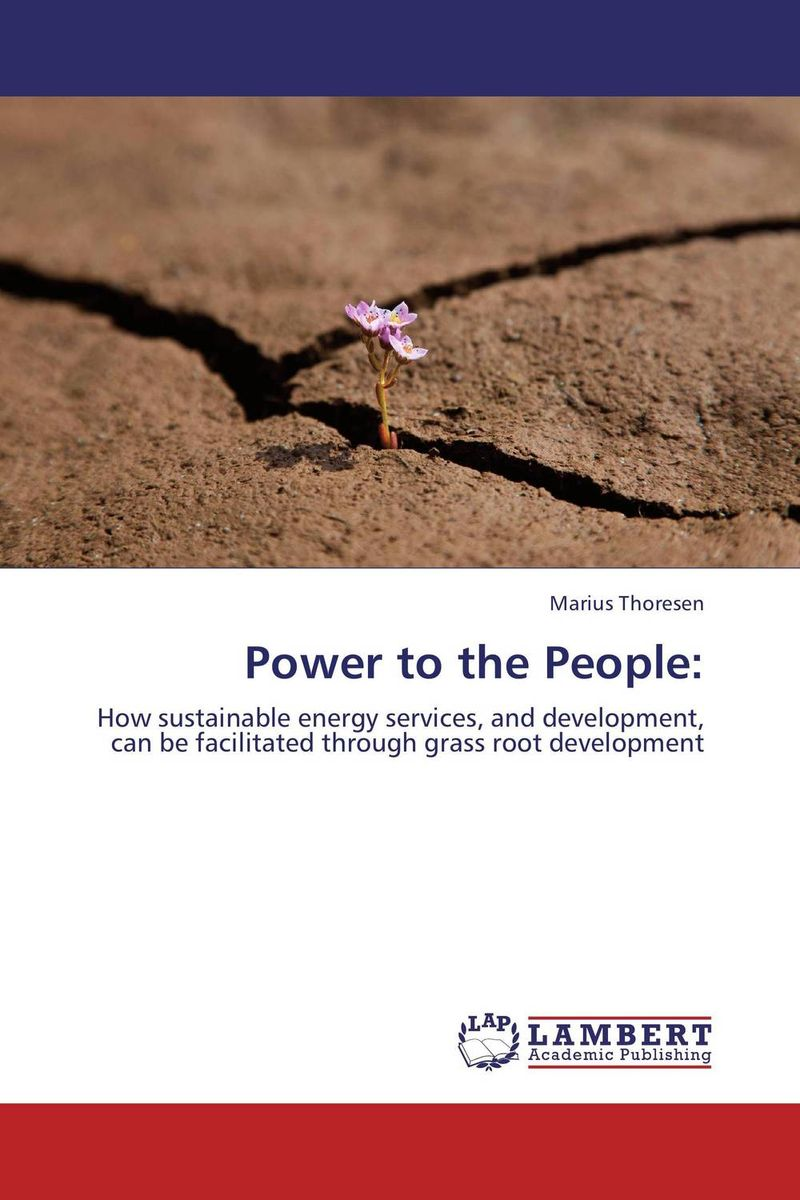 Power to the People: sustainable energy laboratory manual