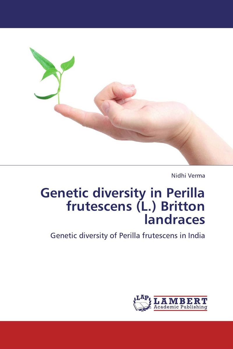 Genetic diversity in Perilla frutescens (L.) Britton landraces genetic diversity in linseed