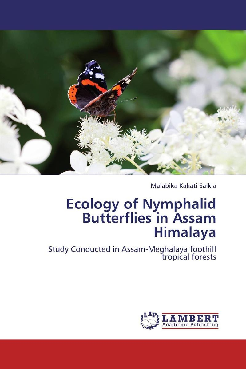 Ecology of Nymphalid Butterflies in Assam Himalaya butterflies in the barley