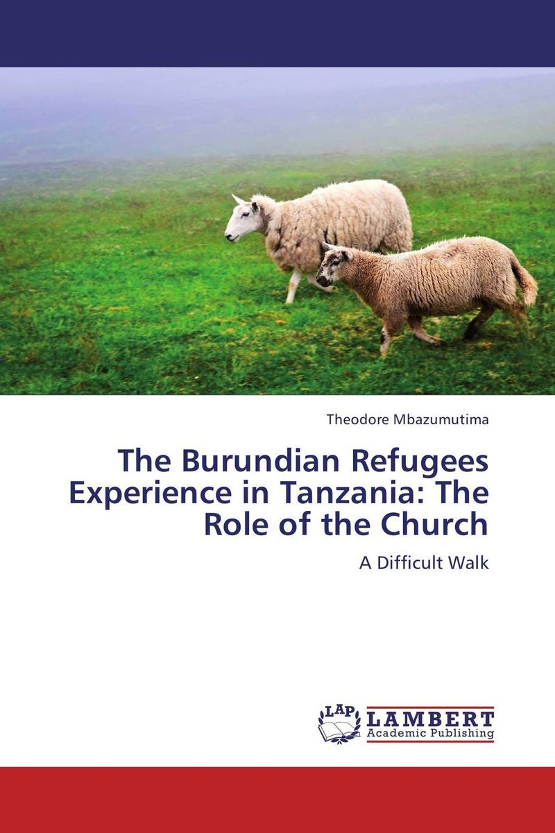 The Burundian Refugees Experience in Tanzania: The Role of the Church free shipping 10pcs 1203p100 dip8