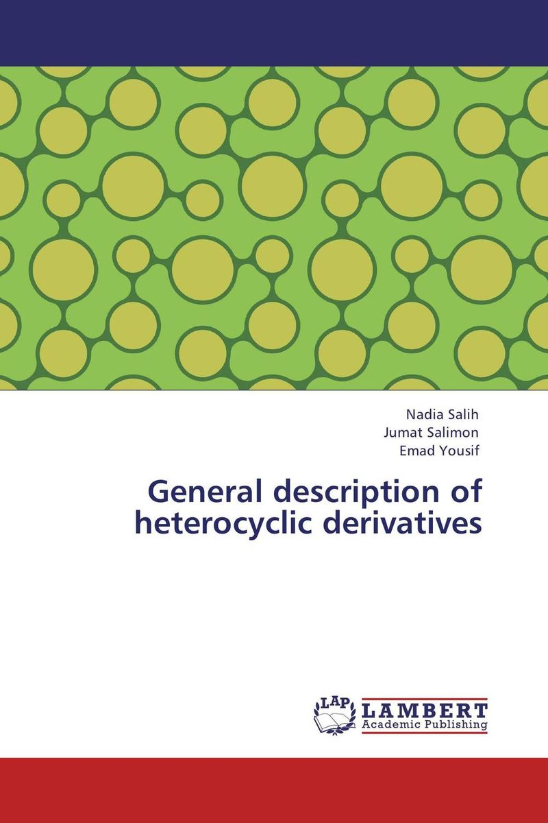 General description of heterocyclic derivatives x ray crystallographic and theoretical investigations on aromatic compounds