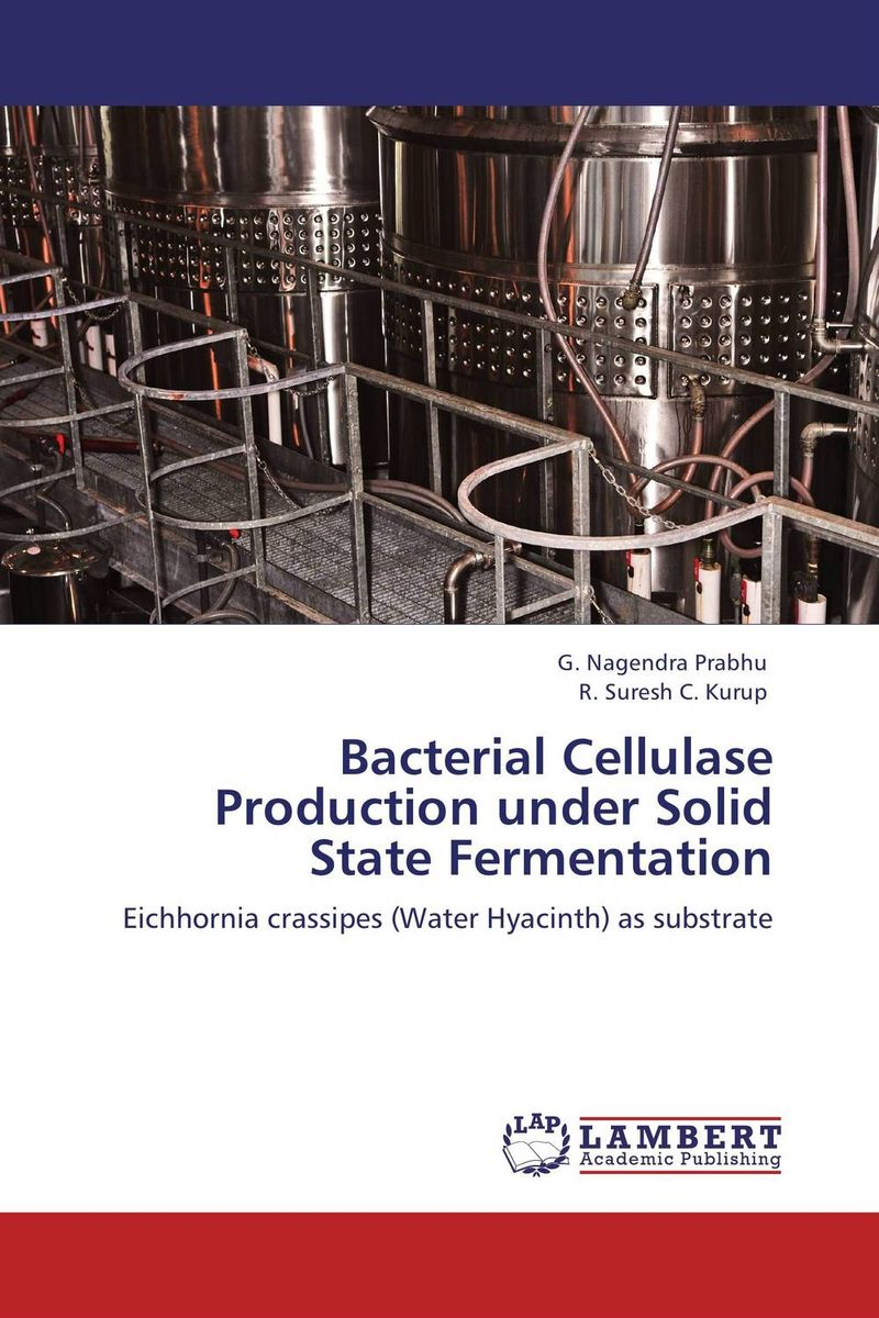 Bacterial Cellulase Production under Solid State Fermentation augmented cellulase production by mutagenesis of trichoderma viride
