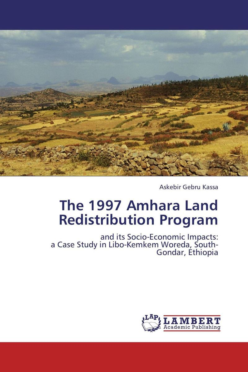 Фото The 1997 Amhara Land Redistribution Program cervical cancer in amhara region in ethiopia