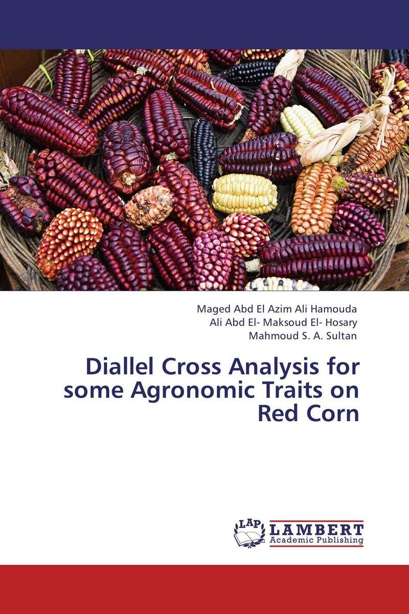 Diallel Cross Analysis for some Agronomic Traits on Red Corn aoc i2481fxh 23 8 монитор black