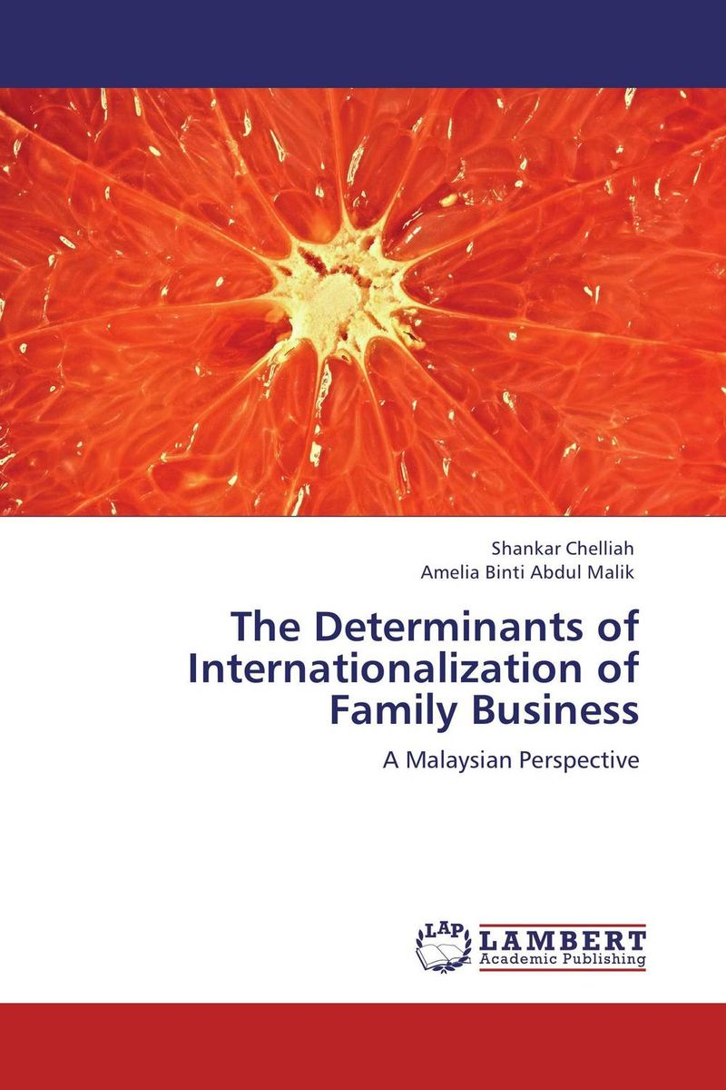 The Determinants of Internationalization of Family Business changing attitude of family towards women in family business