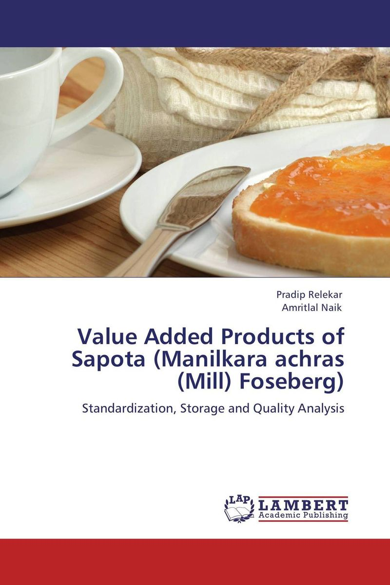 Value Added Products of Sapota (Manilkara achras (Mill) Foseberg) adding value to the citrus pulp by enzyme biotechnology production