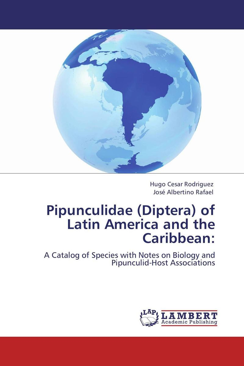 Pipunculidae (Diptera) of Latin America and the Caribbean: the morphosyntax of portuguese and spanish in latin america