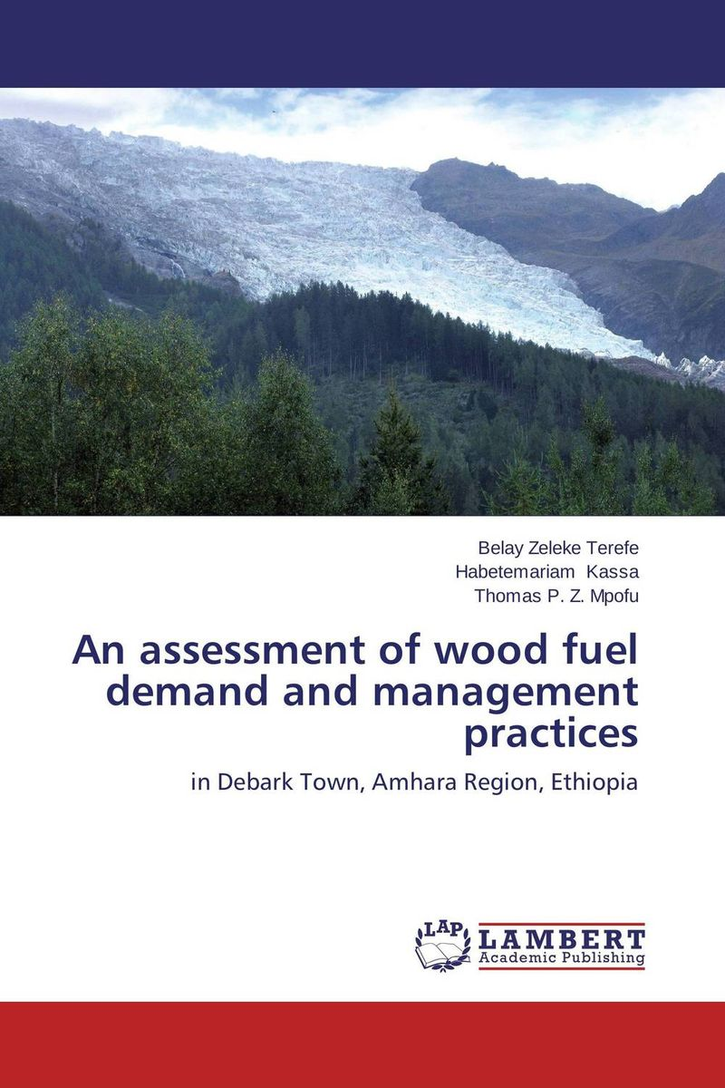 An assessment of wood fuel demand and management practices charles chase w next generation demand management people process analytics and technology