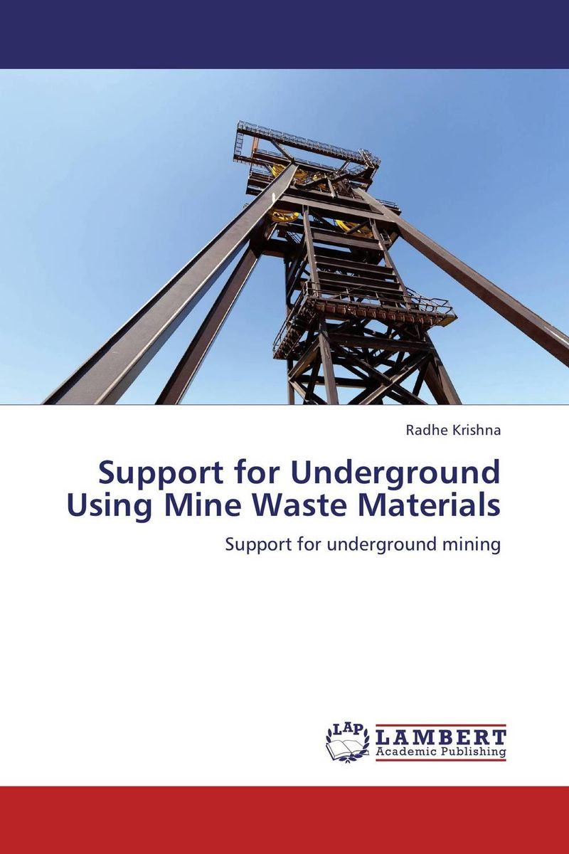 Support for Underground Using Mine Waste Materials a decision support tool for library book inventory management