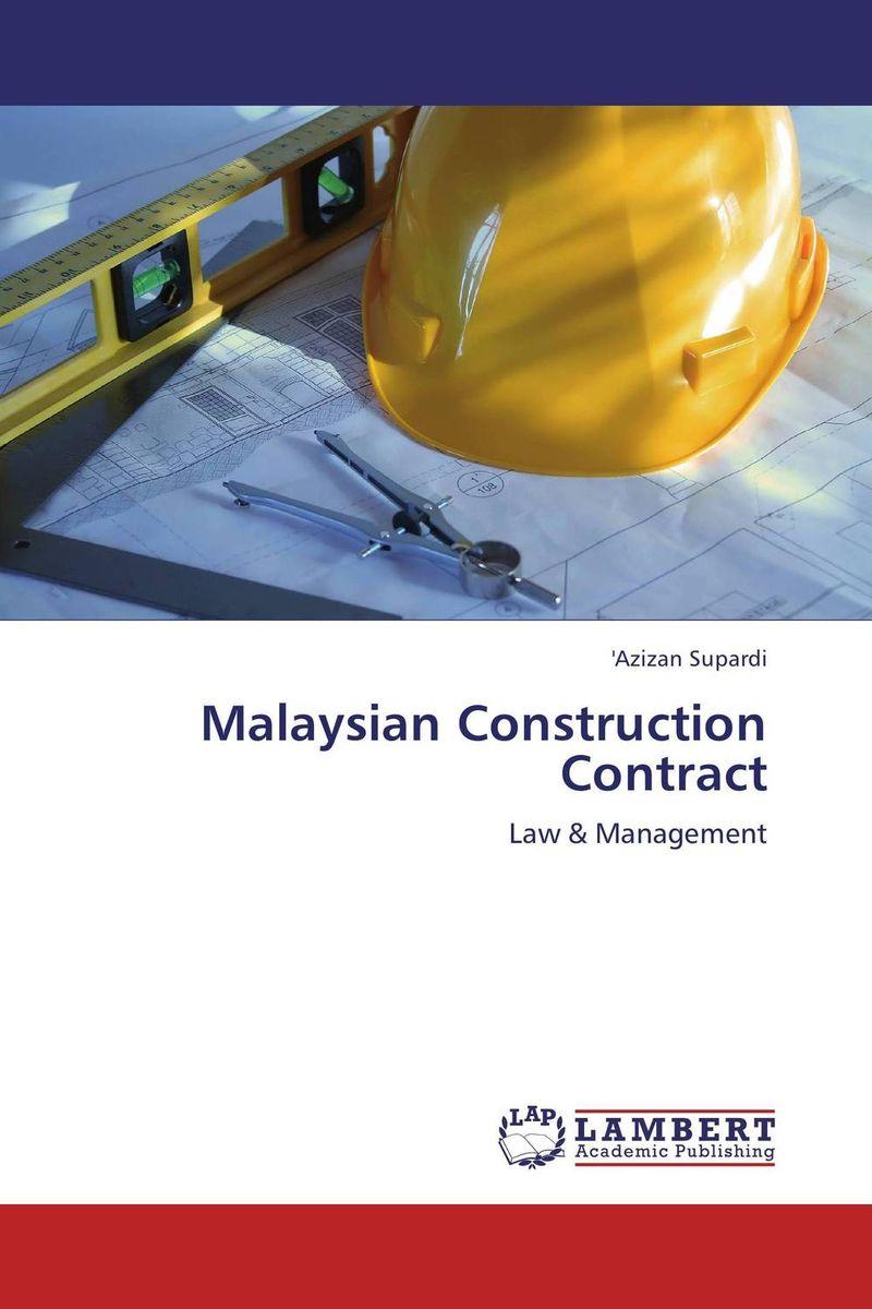 Malaysian Construction Contract