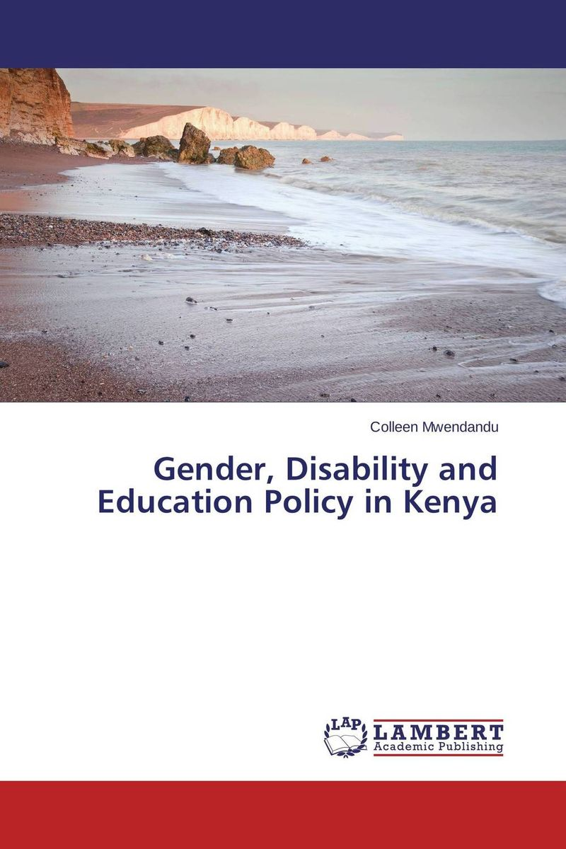 Gender, Disability and Education Policy in Kenya