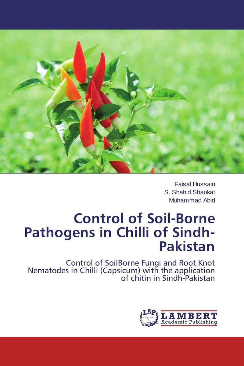 Control of Soil-Borne Pathogens in Chilli of Sindh-Pakistan the teeth with root canal students to practice root canal preparation and filling actually