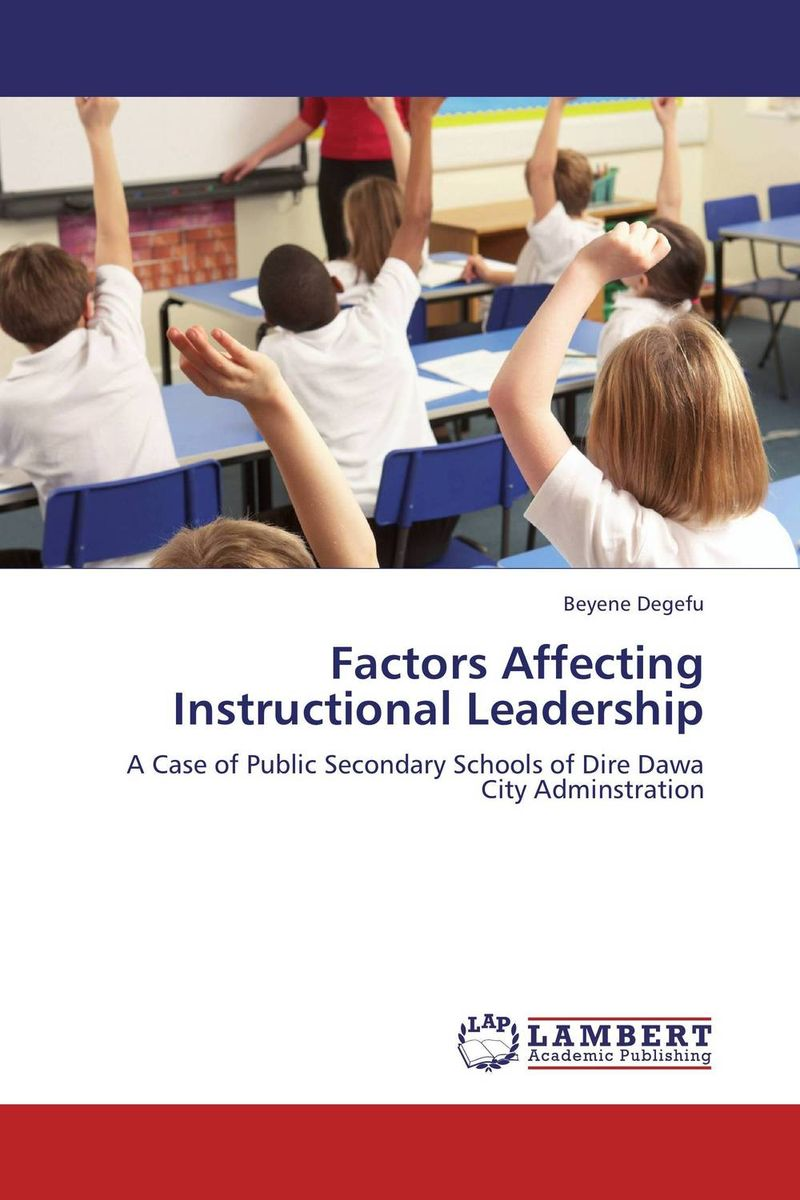 Factors Affecting Instructional Leadership zafar khan instructional leadership