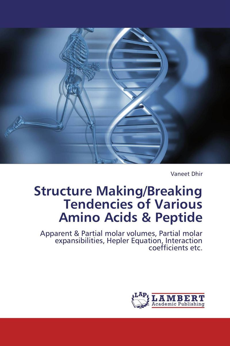 Structure Making/Breaking Tendencies of Various Amino Acids & Peptide root and canal morphology of third molar