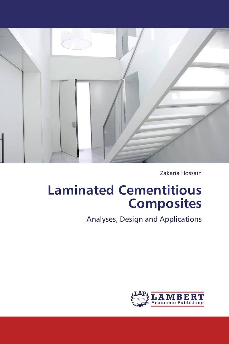 Laminated Cementitious Composites bolted joints in laminated composites