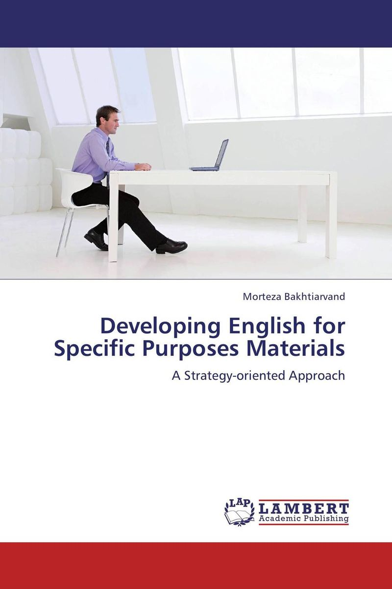 Developing English for Specific Purposes Materials the use of instructional materials in the pedagogy of english