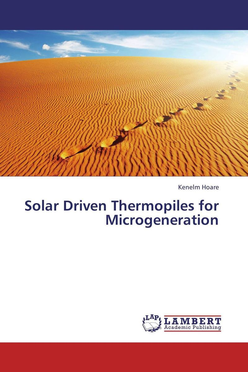 Solar Driven Thermopiles for Microgeneration jenny dearborn the data driven leader