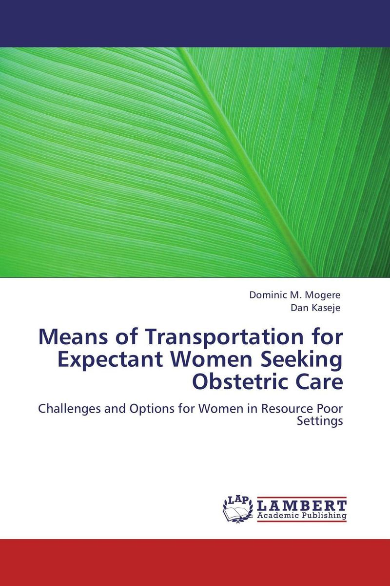 Means of Transportation for Expectant Women Seeking Obstetric Care risks related to the maritime transportation of of oil and gas