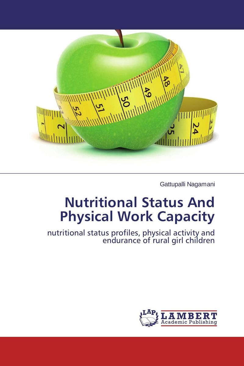 цены Nutritional Status And Physical Work Capacity