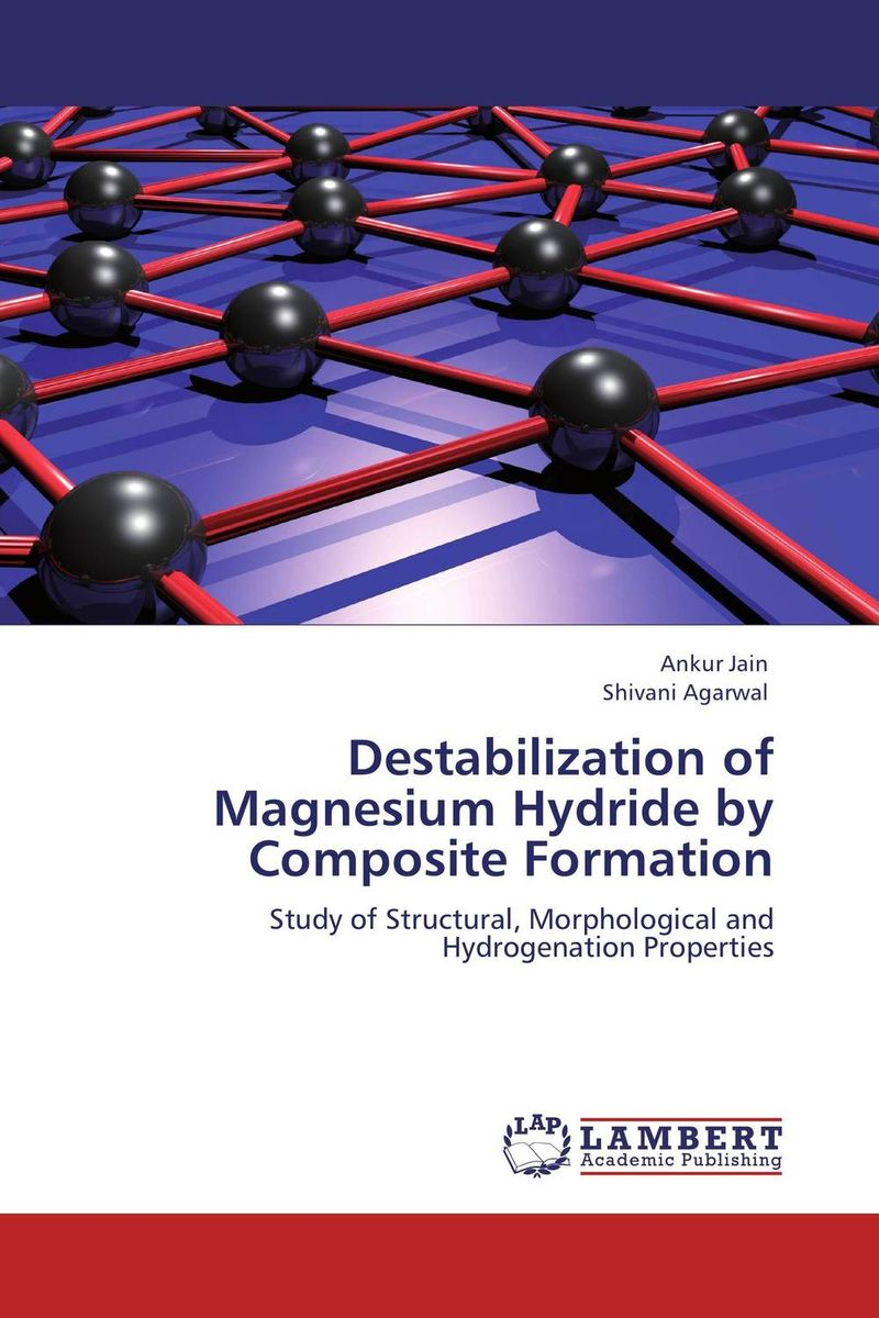 Destabilization of Magnesium Hydride by Composite Formation hydrogen storage properties of magnesium hydride