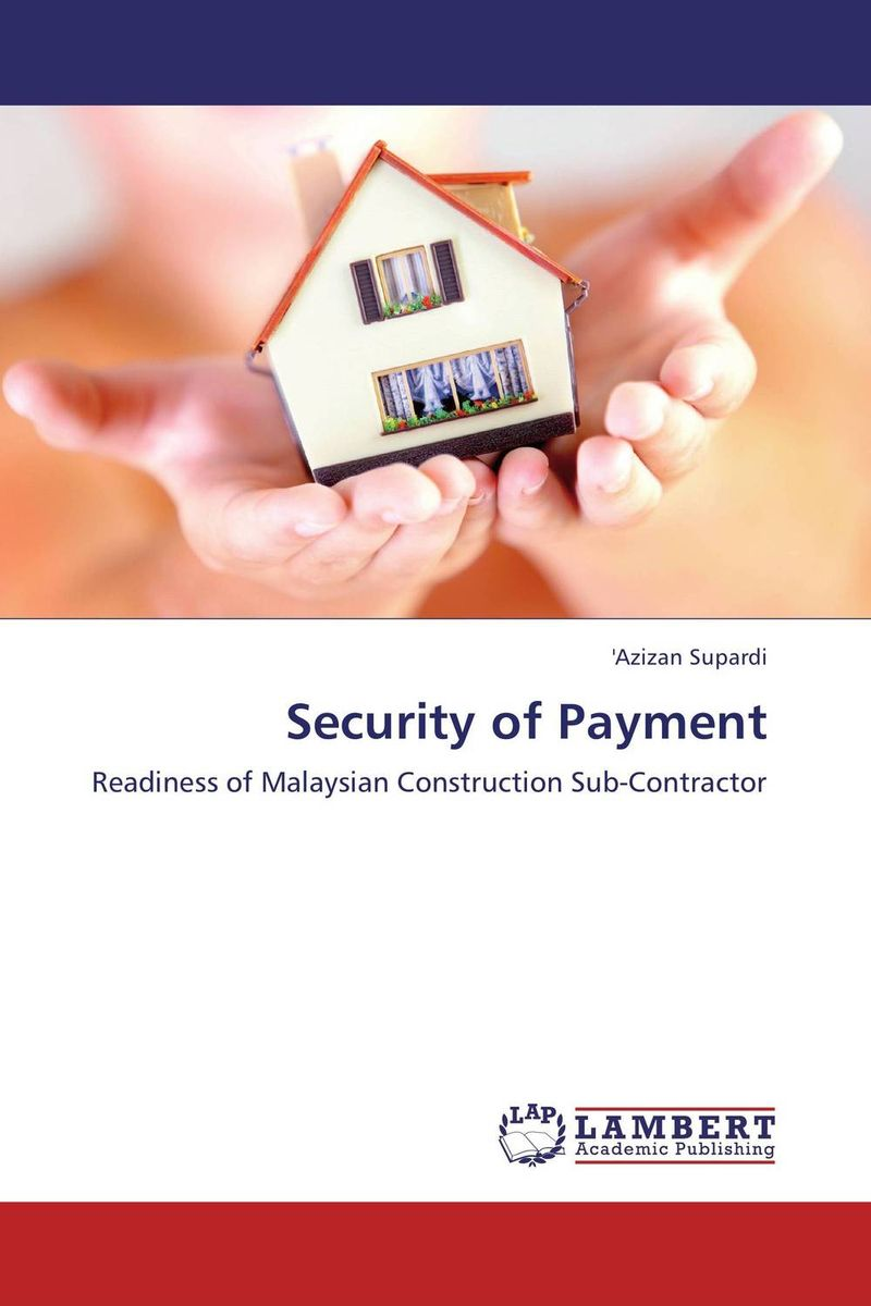 Security of Payment only for sample payment