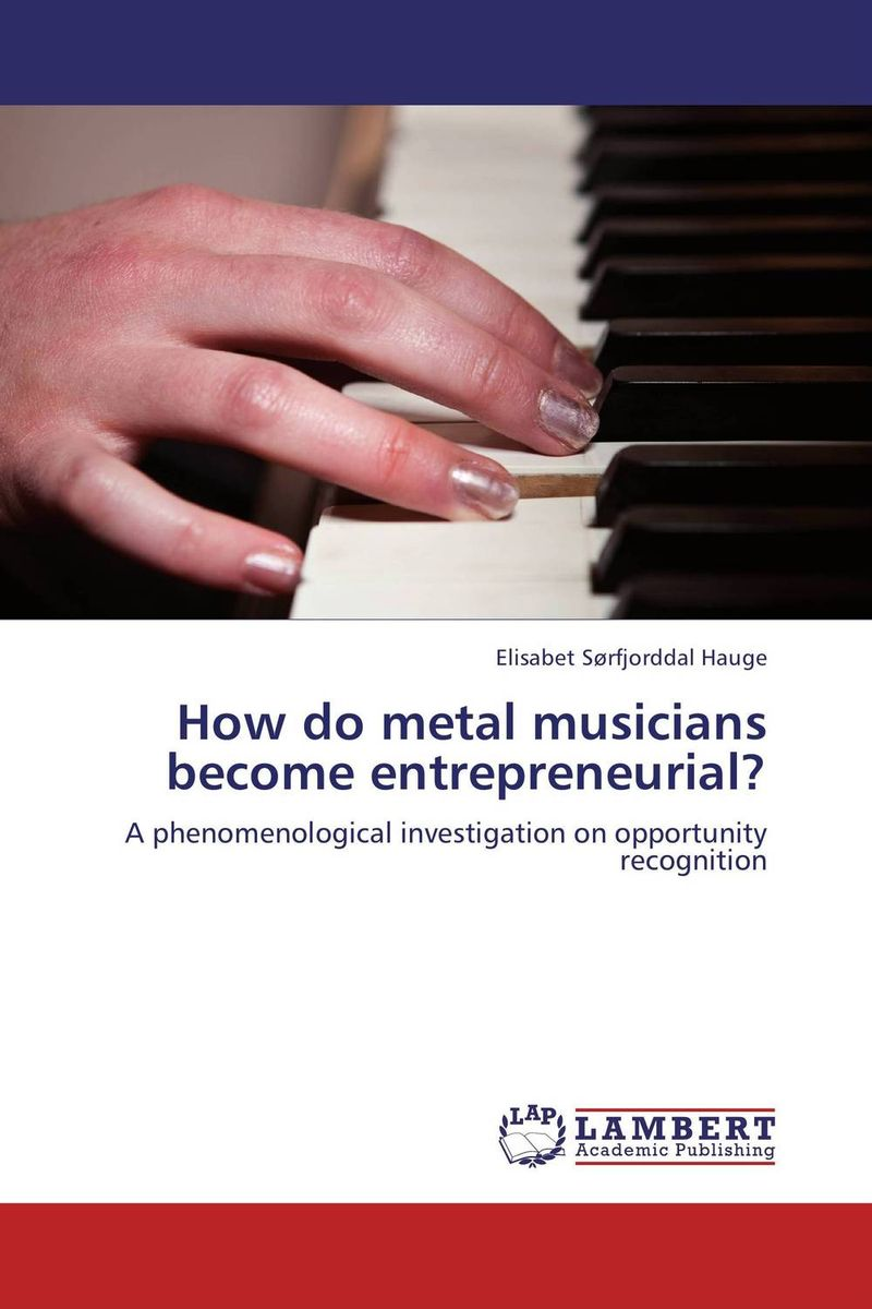 How do metal musicians become entrepreneurial? nadia koval great musicians and their amusing stories