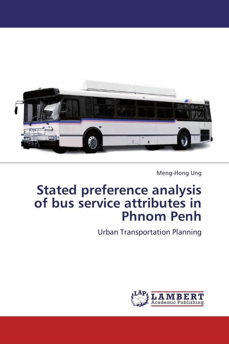 Stated preference analysis of bus service attributes in Phnom Penh risk analysis study of maritime traffic