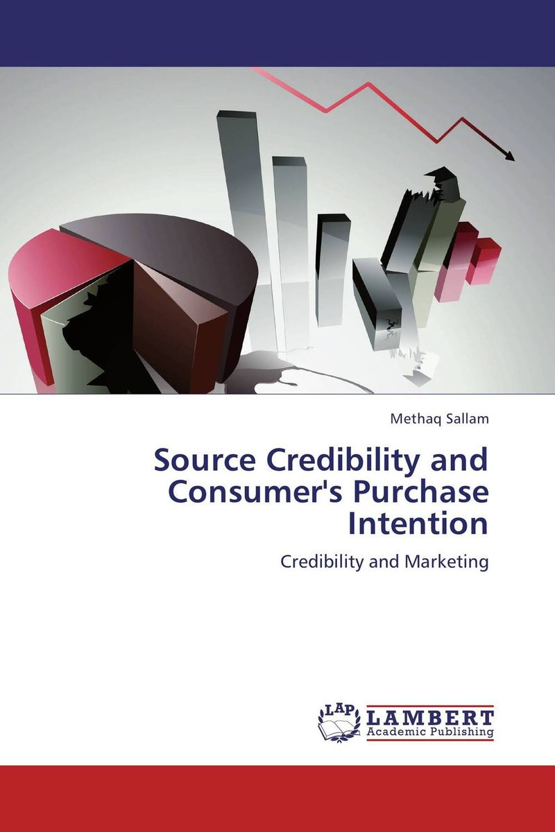 Source Credibility and Consumer's Purchase Intention the credibility of credit ratings