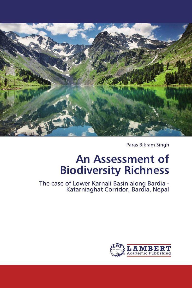 An Assessment of Biodiversity Richness biodiversity of chapredi reserve forest