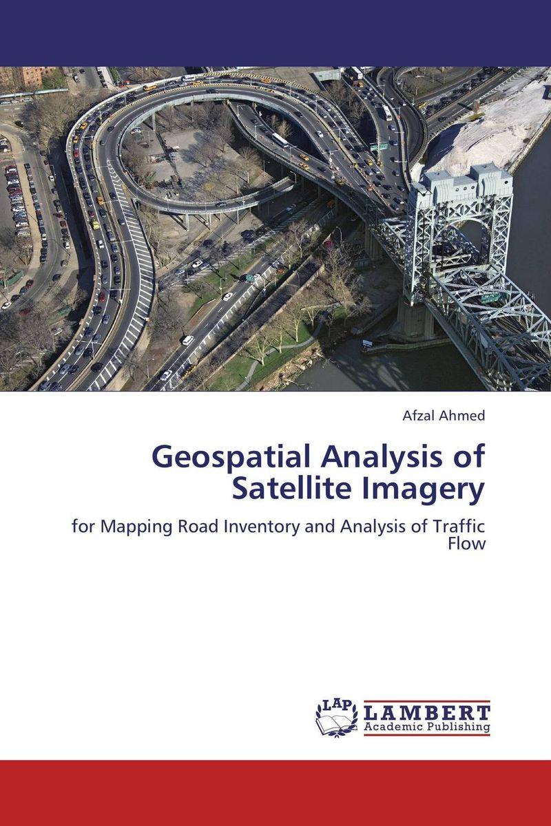 Geospatial Analysis of Satellite Imagery