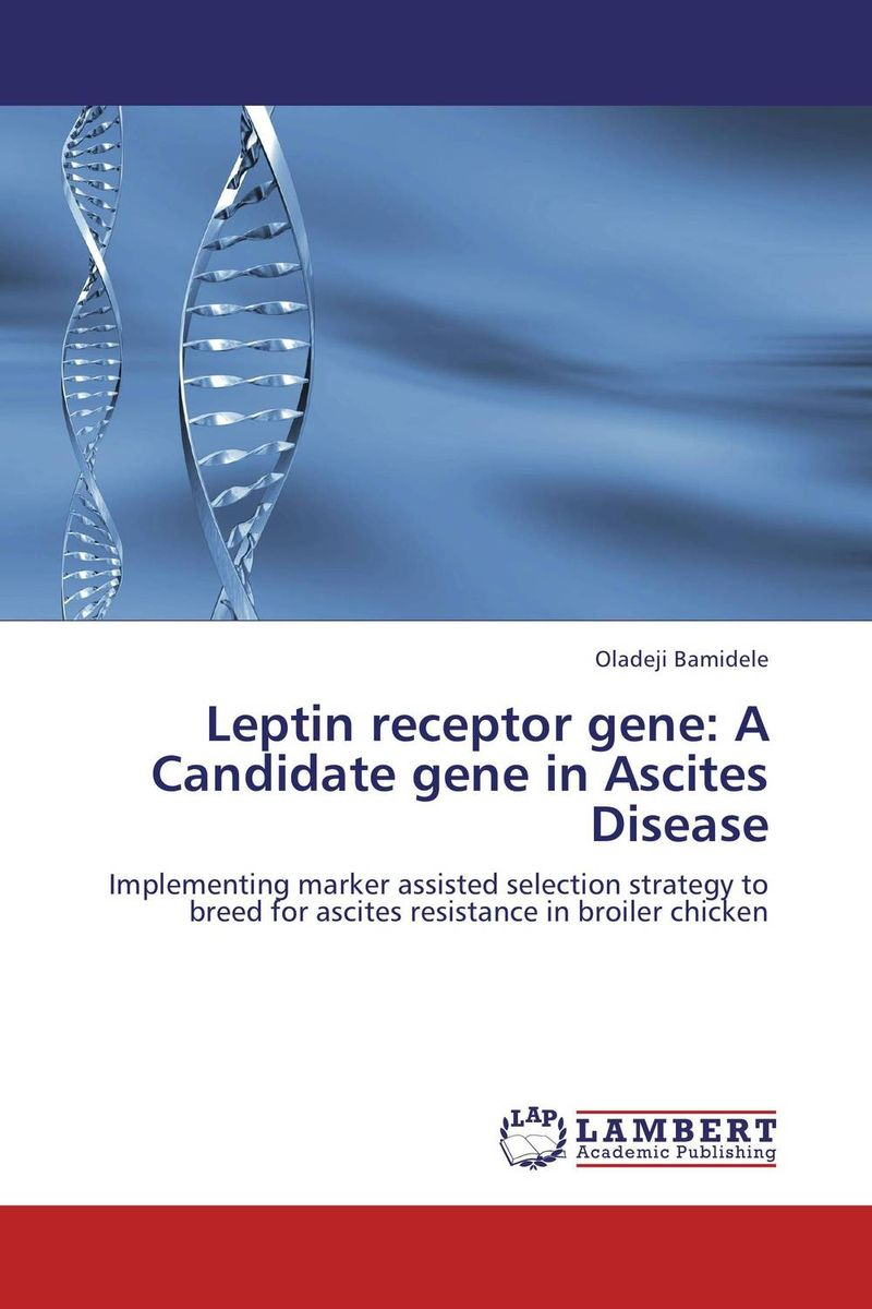 Leptin receptor gene: A Candidate gene in Ascites Disease polymorphisms at candidate genes for disease resistance in chicken