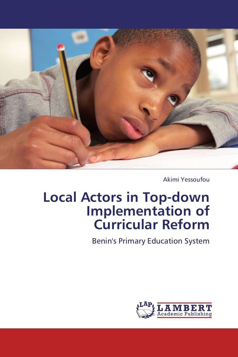 Local Actors in Top-down Implementation of Curricular Reform reflective approach to education