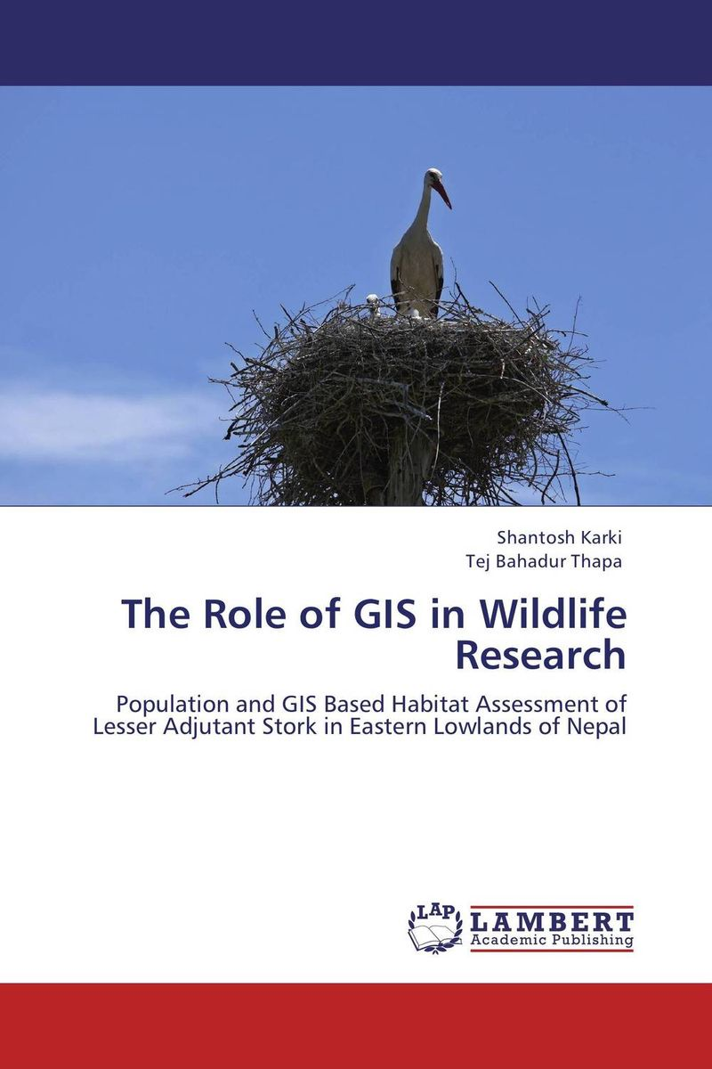 The Role of GIS in Wildlife Research the role of habitat in crocodilian communication
