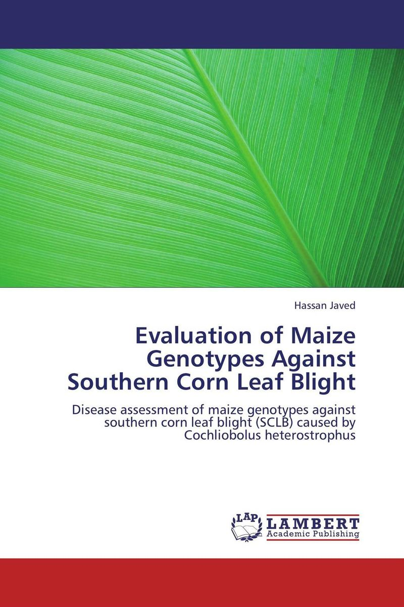 Evaluation of Maize Genotypes Against Southern Corn Leaf Blight