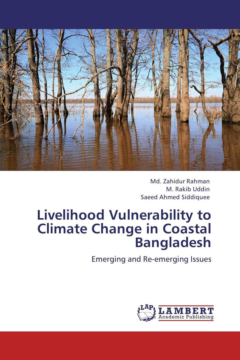 все цены на Livelihood Vulnerability to Climate Change in Coastal Bangladesh онлайн