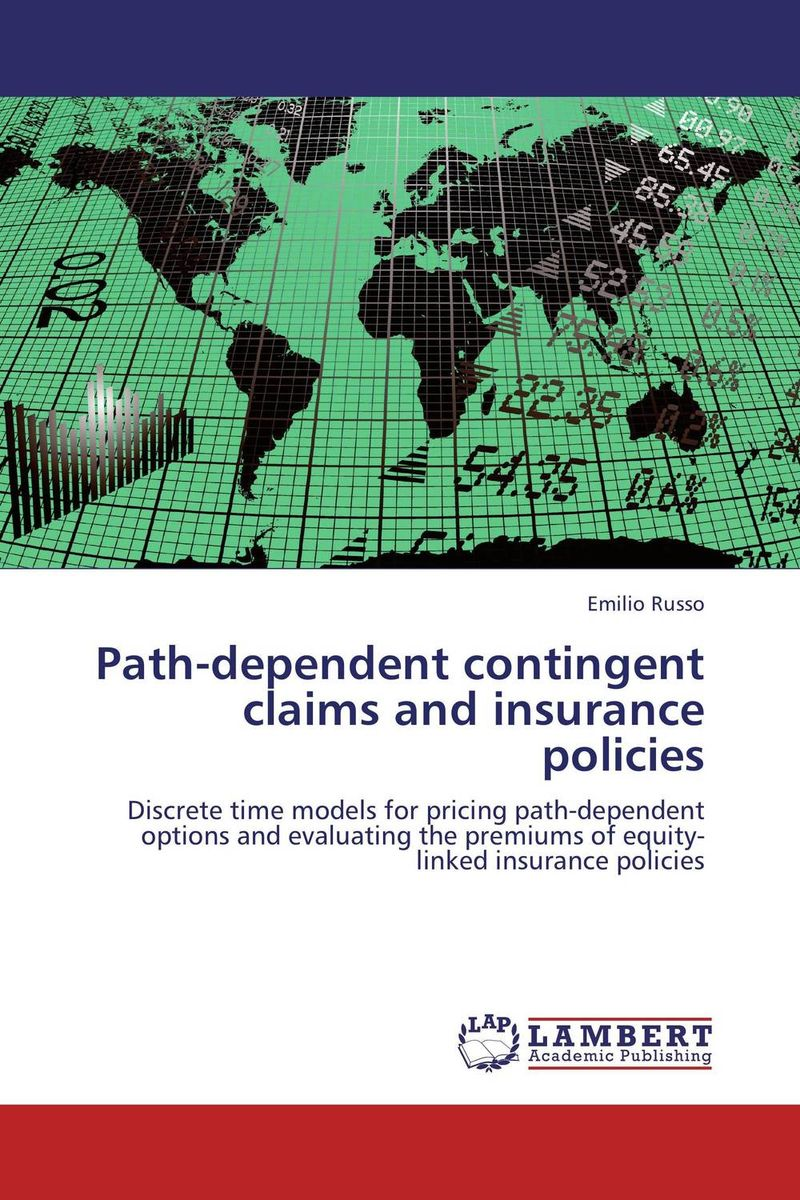 Path-dependent contingent claims and insurance policies mary hardy investment guarantees modeling and risk management for equity linked life insurance