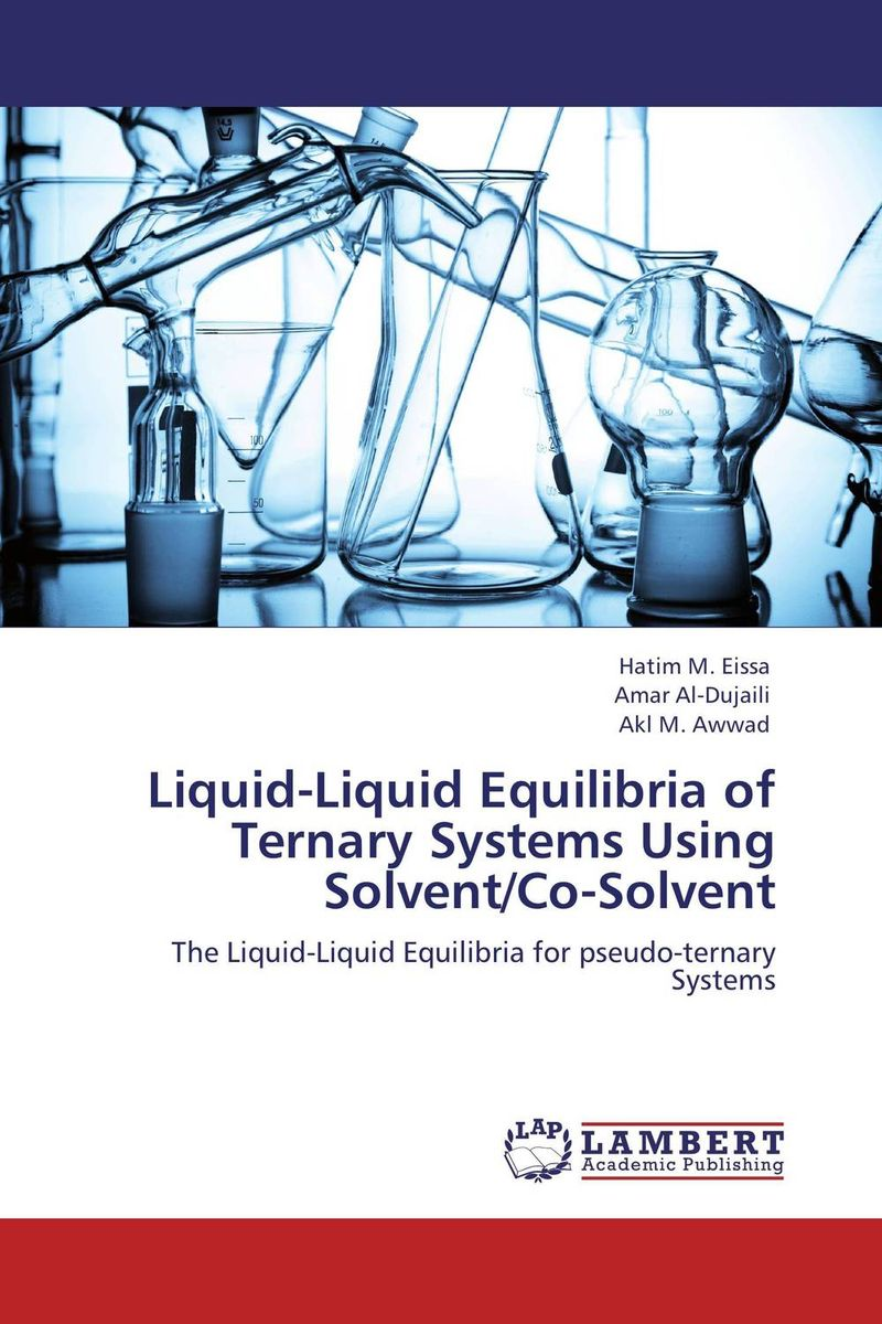 Liquid-Liquid Equilibria of Ternary Systems Using Solvent/Co-Solvent