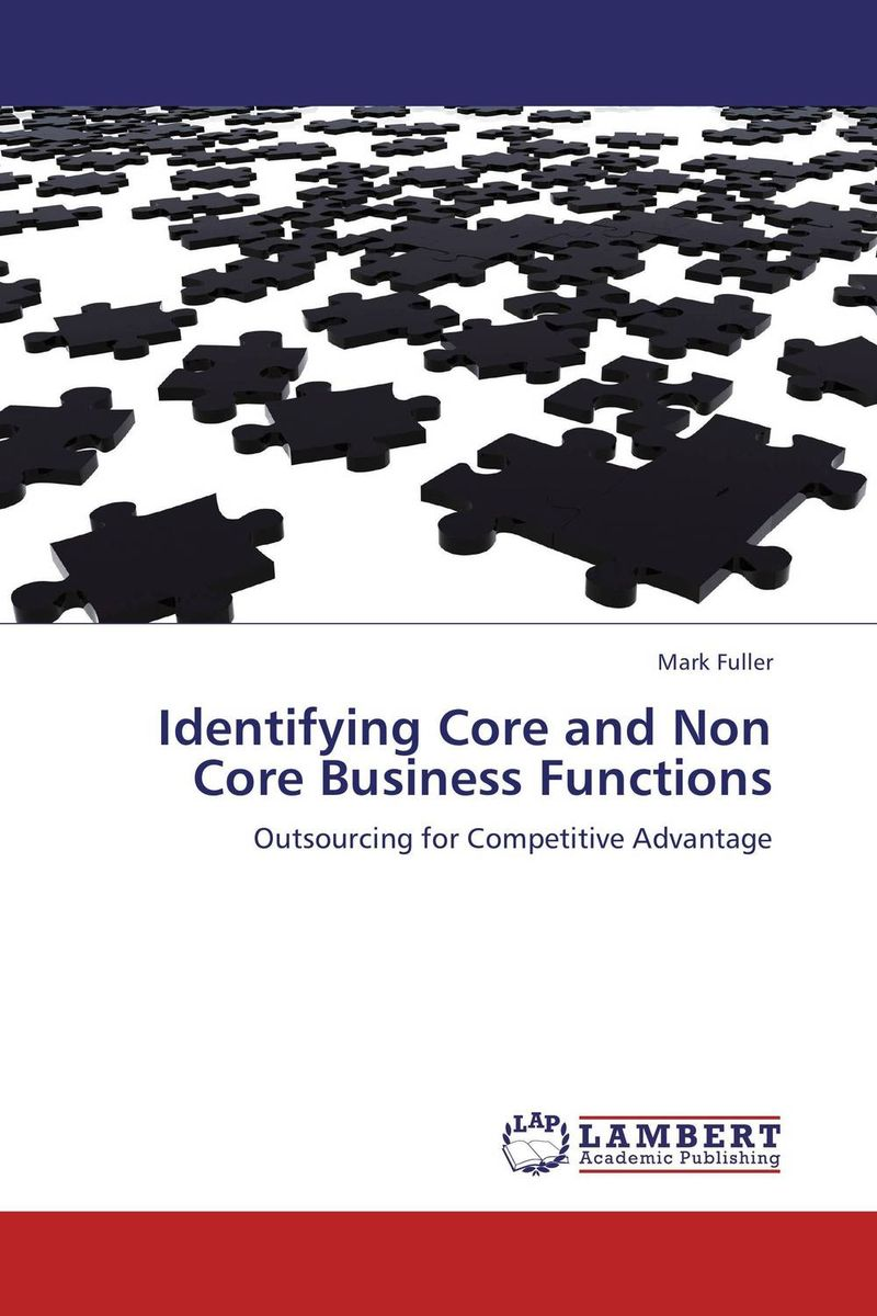 Identifying Core and Non Core Business Functions the challenges experienced by non governmental organisations
