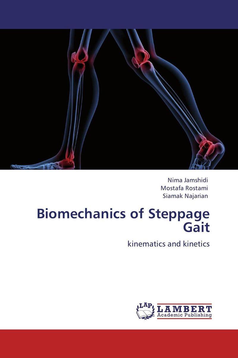 Biomechanics of Steppage Gait kinematics