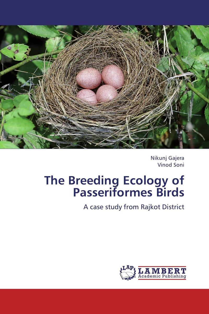 The Breeding Ecology of Passeriformes Birds common tern its breeding biology and social