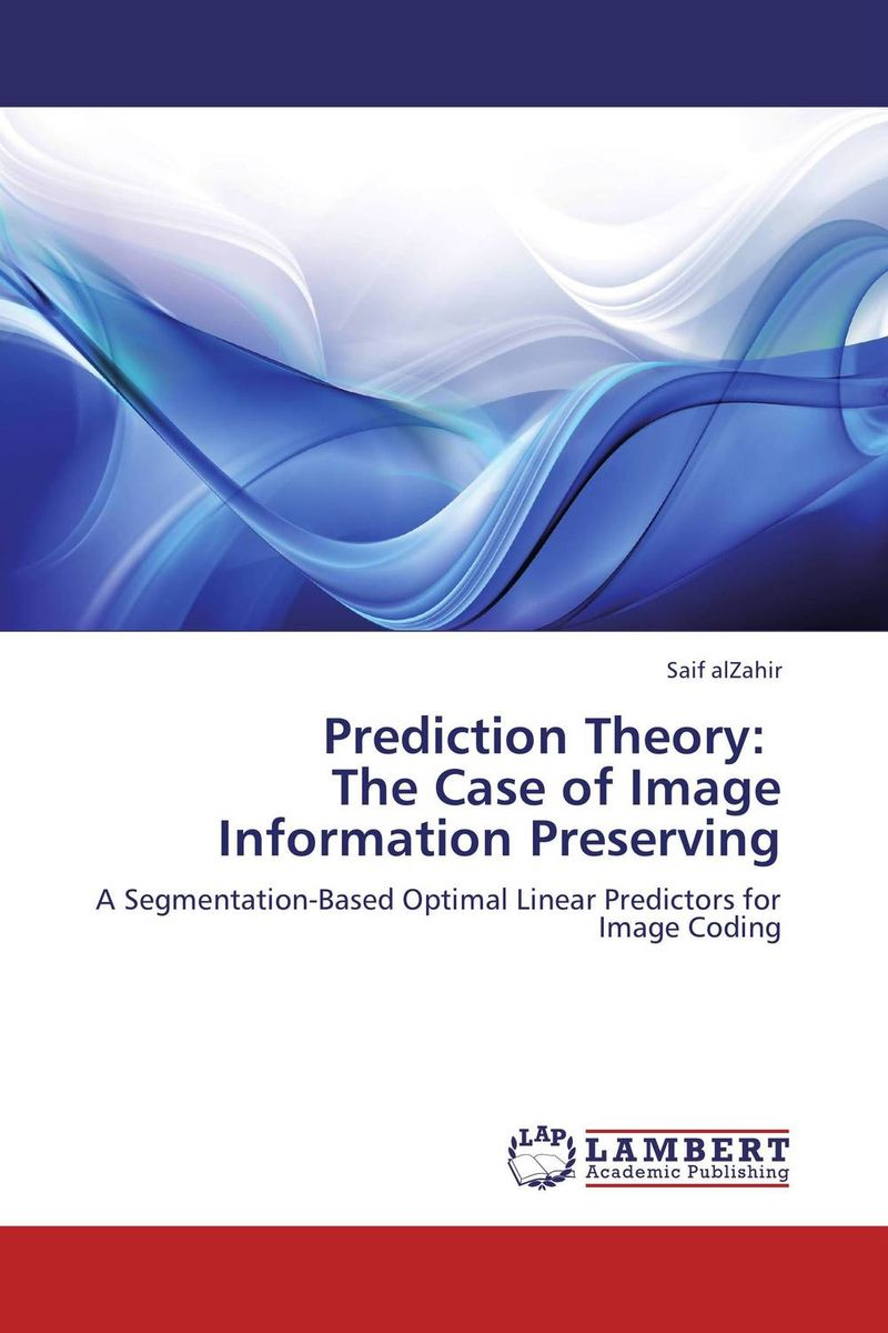 Prediction Theory: The Case of Image Information Preserving 3d terrain data compression using wavelets