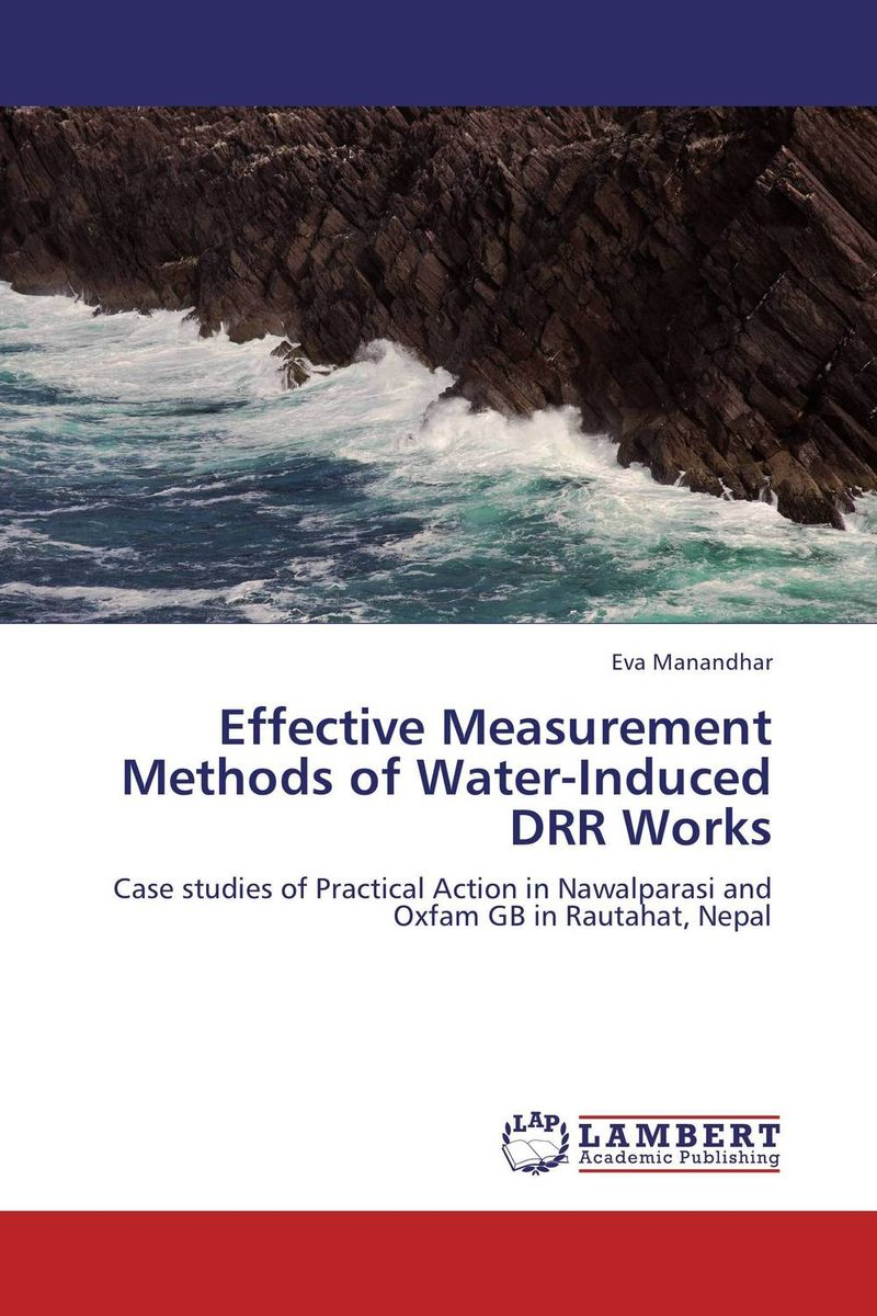 Effective Measurement Methods of Water-Induced DRR Works jamal abdullah non government organizations and volunteers – needs and expectations