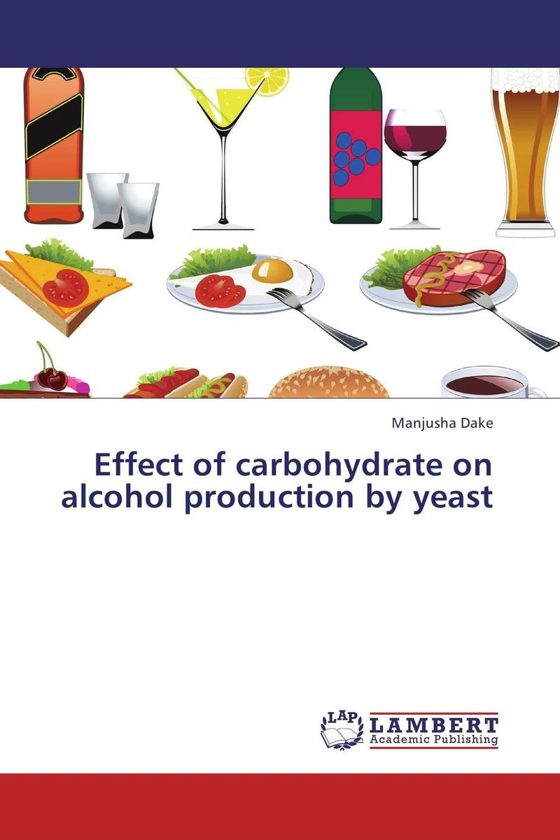 цены Effect of carbohydrate on alcohol production by yeast