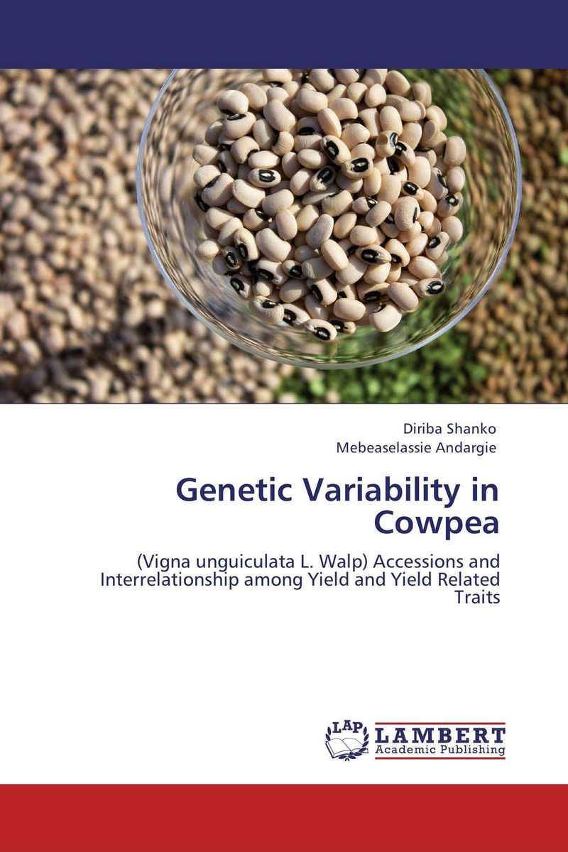 Genetic Variability in Cowpea plant genetic resources