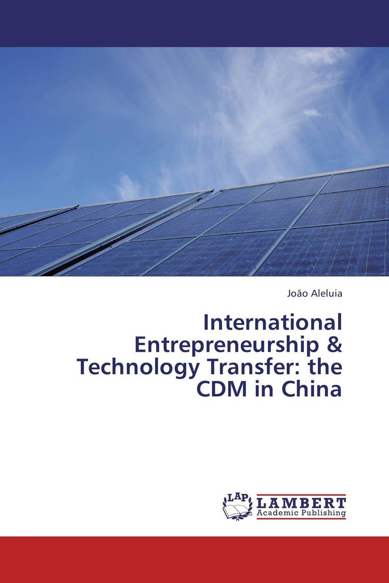 International Entrepreneurship & Technology Transfer: the CDM in China n giusti diffuse entrepreneurship and the very heart of made in italy for fashion and luxury goods