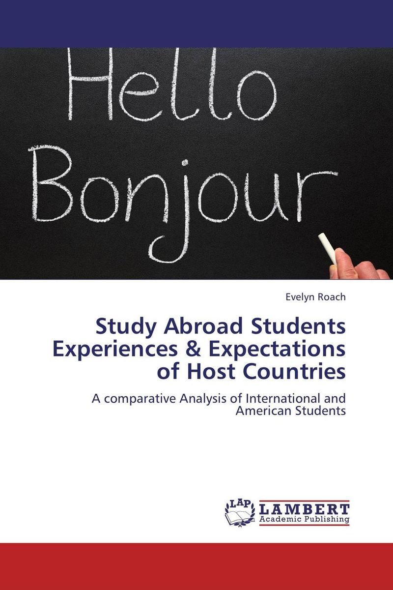 Study Abroad Students Experiences & Expectations of Host Countries study of mixed number