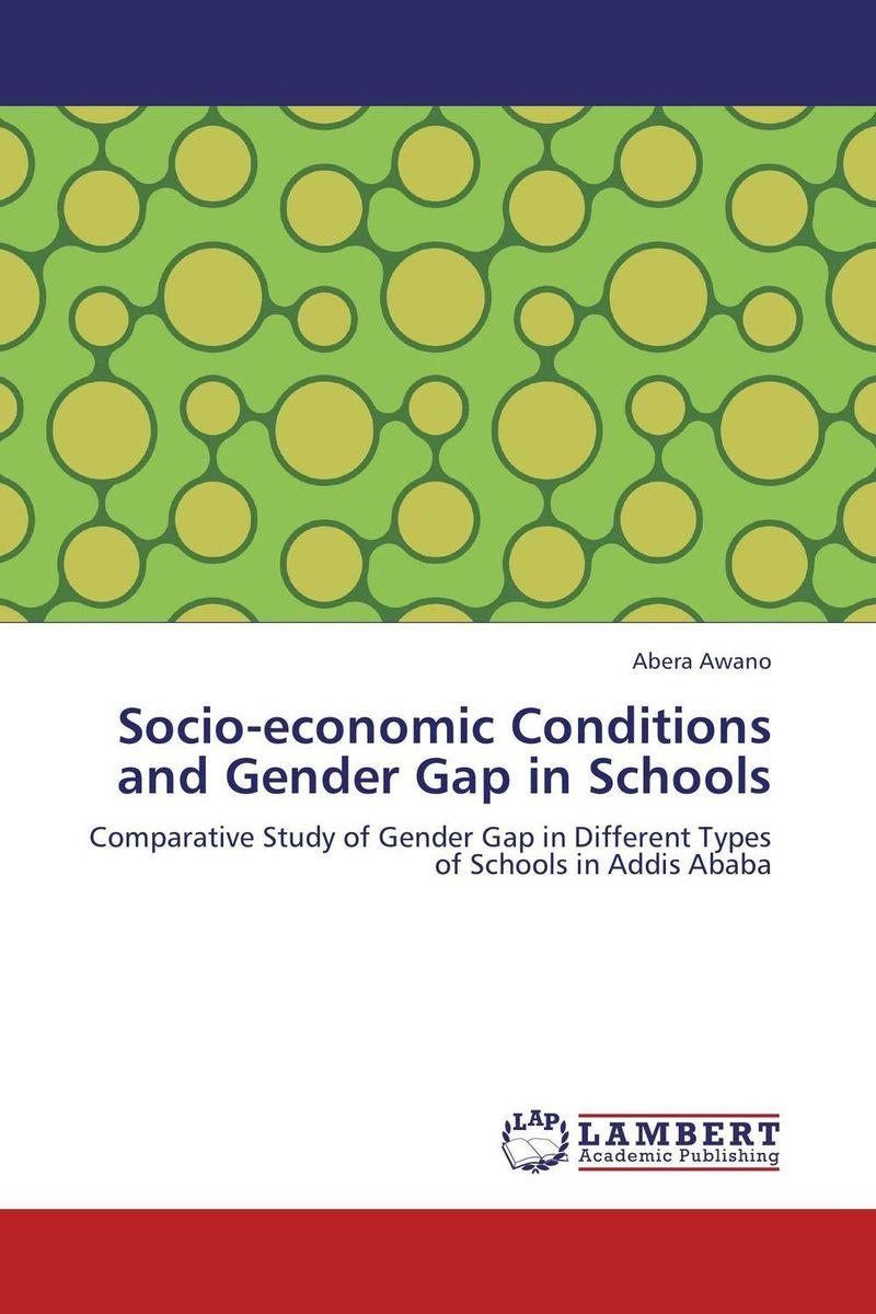 Socio-economic Conditions and Gender Gap in Schools лонгслив gap gap ga020ewvdq20
