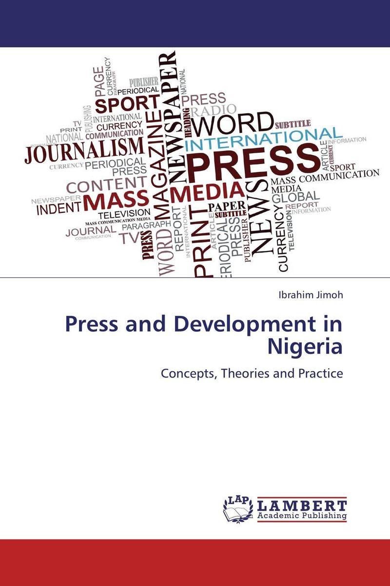 Press and Development in Nigeria discriminatory press discourse in turkey