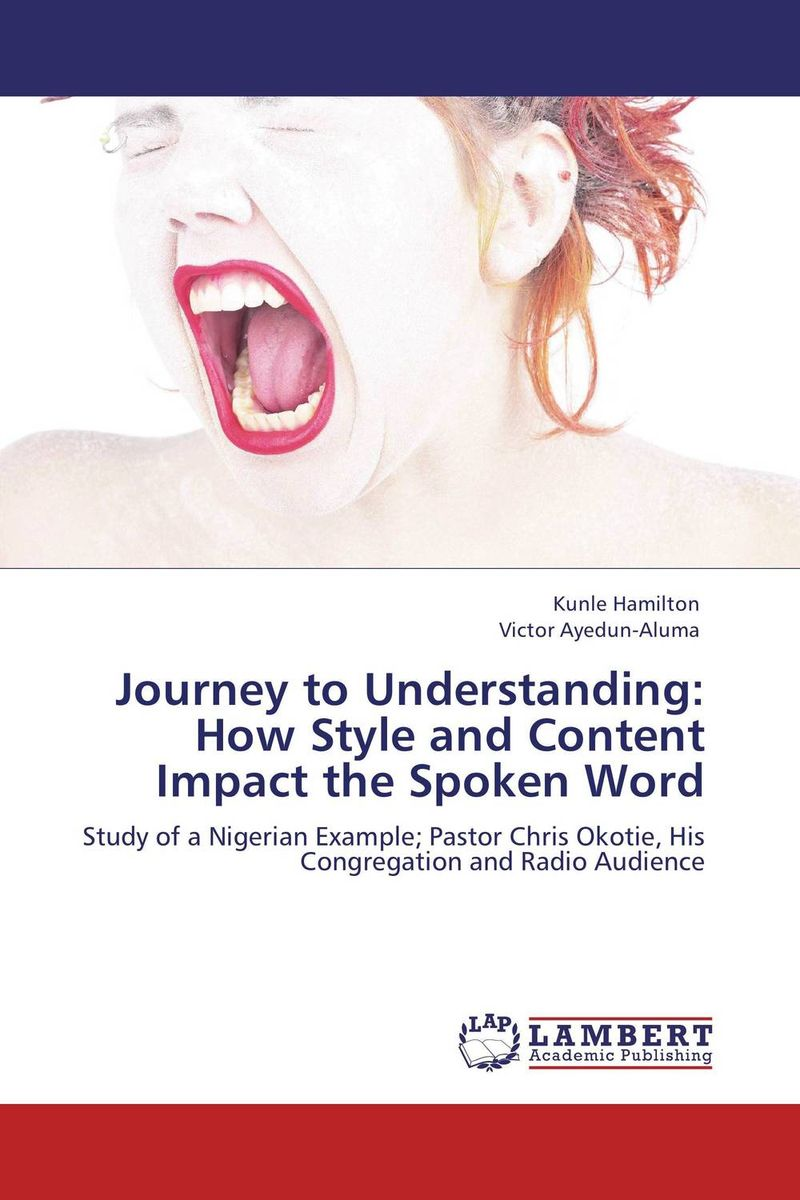 Journey to Understanding: How Style and Content Impact the Spoken Word the sky is falling – understanding