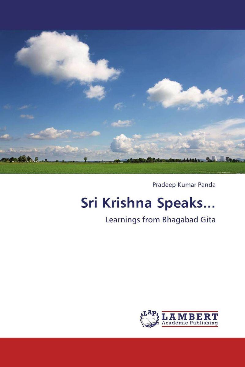 Sri Krishna Speaks... krishna одежда купить